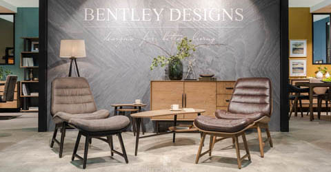 Bentley Designs at January Furniture Show 2020