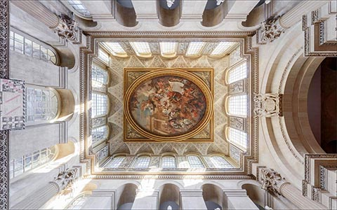 360 panoramas for Blenheim Palace App & Facebook360