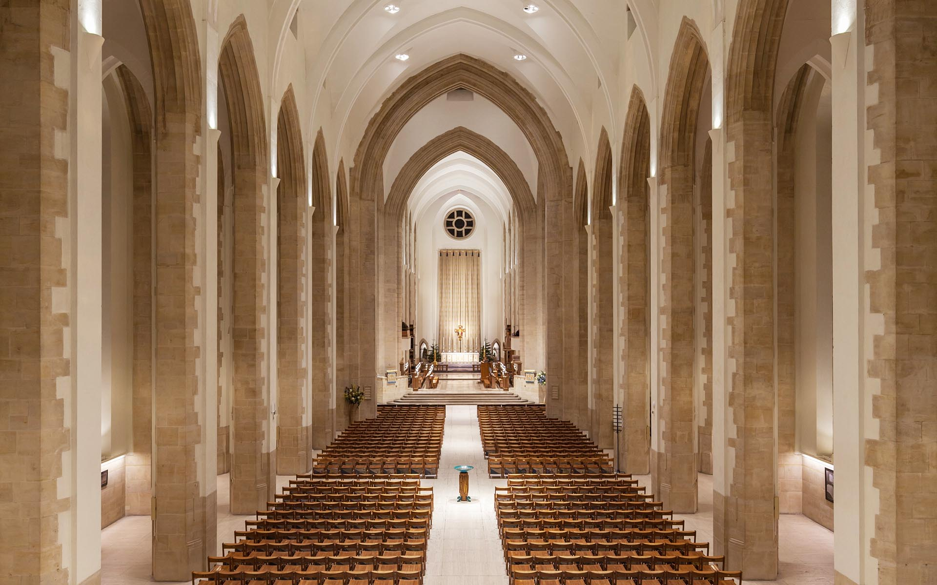 Guildford Cathedral Virtual Tour