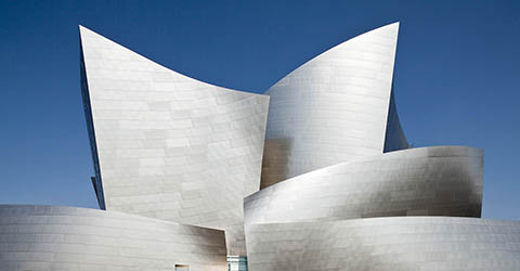 Walt Disney Center, Los Angeles, USA