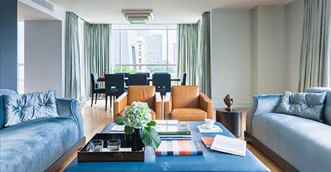 Private Apartment, Canary Wharf, London