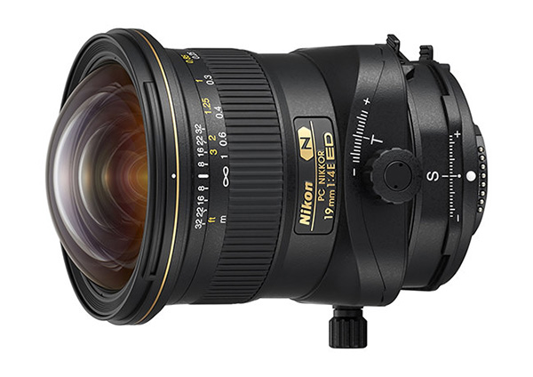 Nikon 19mm Perspective Correction Lens