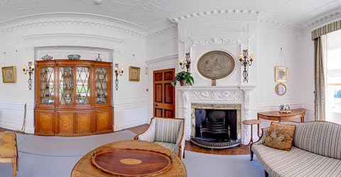 Quex Park & House Virtual Tour
