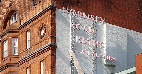 Hornsey Road Baths, Islington, London