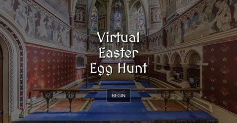 Virtual Easter Egg Hunt